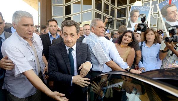 Экс-президент Франции торговал влиянием?