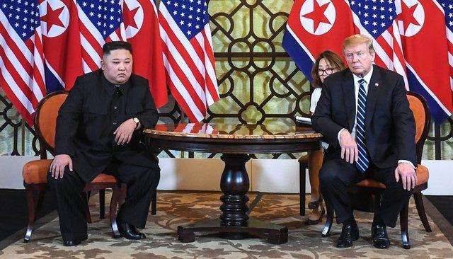 Крушение переговорных столов
