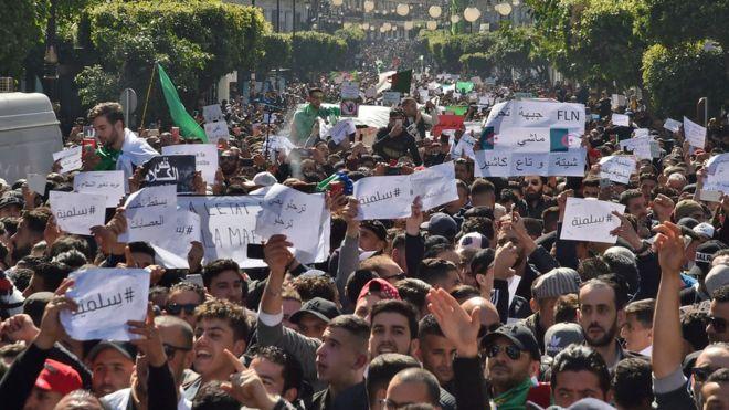 Алжирская весна единства оппозиции