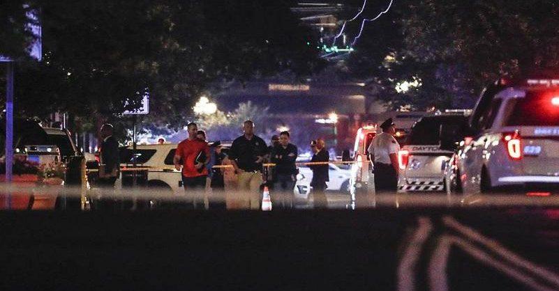 Второй за сутки массовый расстрел людей произошел в США