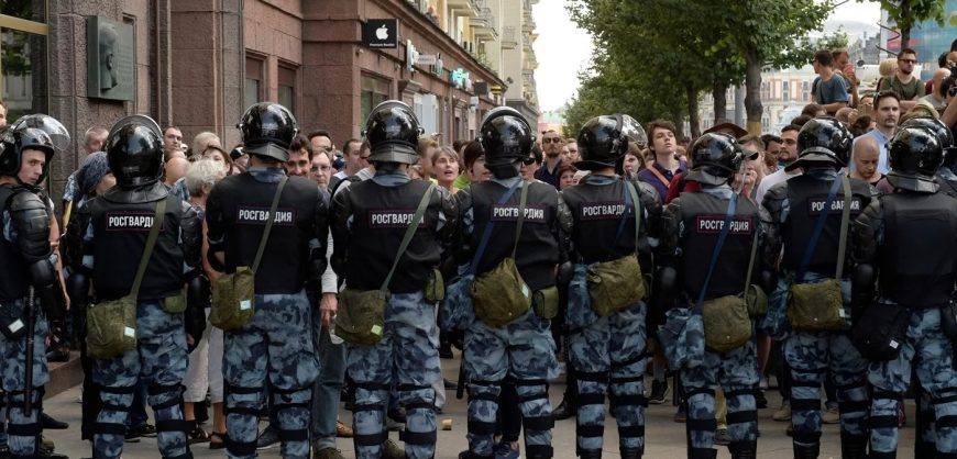 В Москве задержали юриста ФБК Любовь Соболь