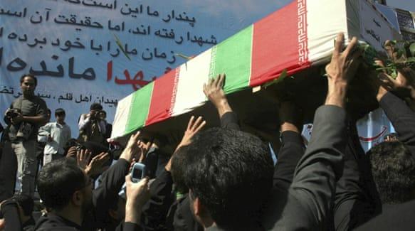 Иранская спецслужба захватила лидера монархической организации Тондар