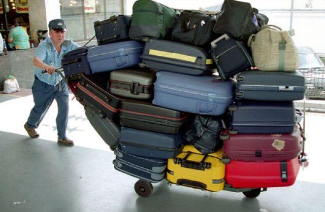 «Аэрофлот» захотел уменьшить на 20% размеры бесплатно провозимого багажа