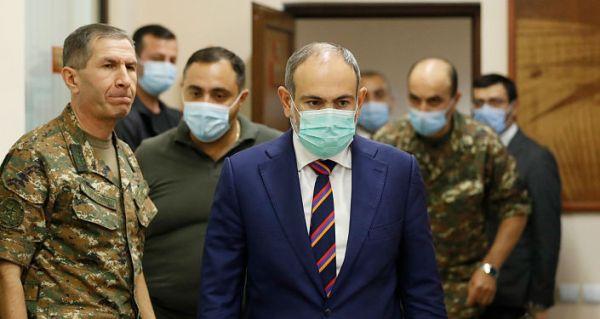 Генштаб ВС Армении потребовал отставки Пашиняна и правительства после увольнения генерала