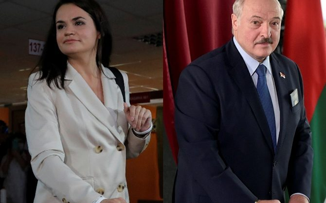 Тихановская предсказала отставку Лукашенко весной из-за давления протестов и Запада
