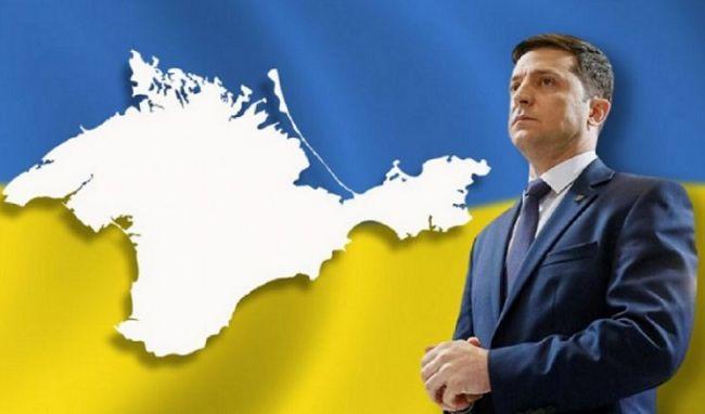 Зеленский подписал указ о мерах по «реинтеграции и деоккупации» Крыма