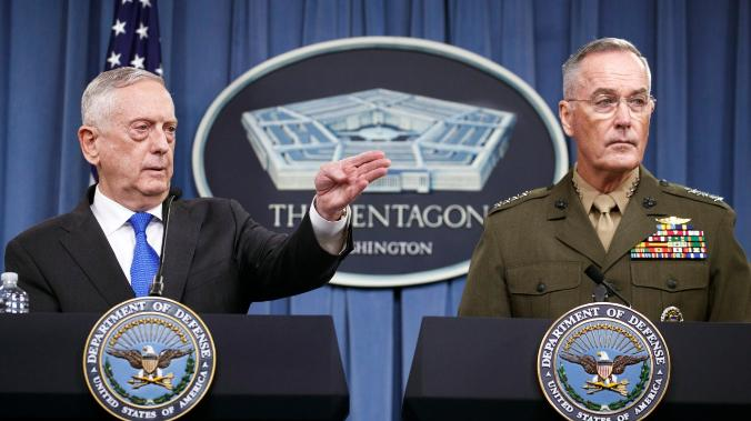 Пентагон заявил об угрозе «безопасности и стабильности в мире» со стороны России