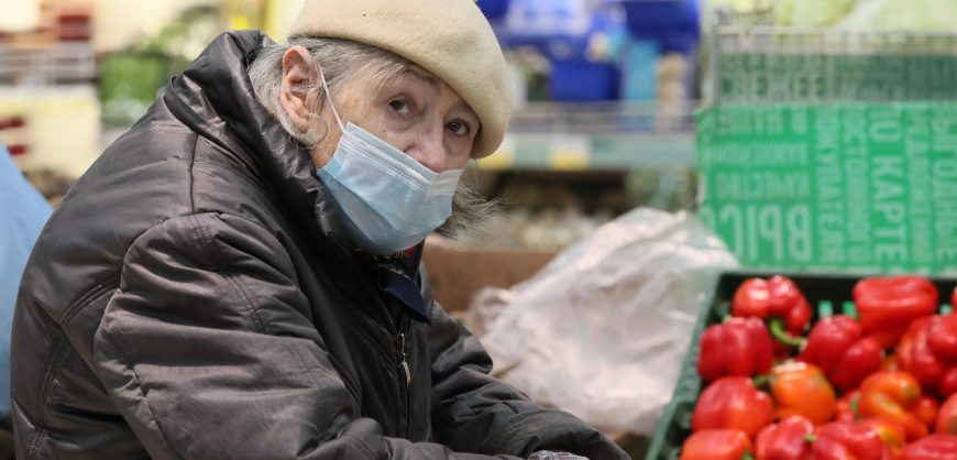 Bloomberg назвал Россию, Турцию и Индию «горячими точками» с максимальным ростом цен на продукты
