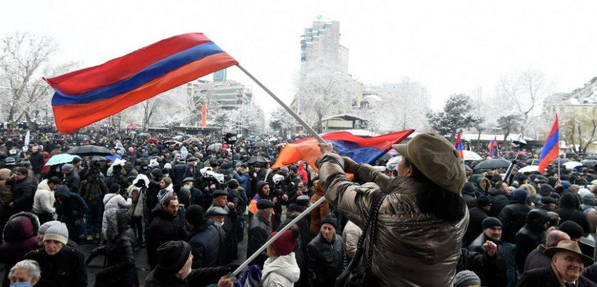 Спор армян между собою