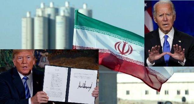 Байден отозвал требование санкций против Ирана. США готовы вернуться в ядерную сделку