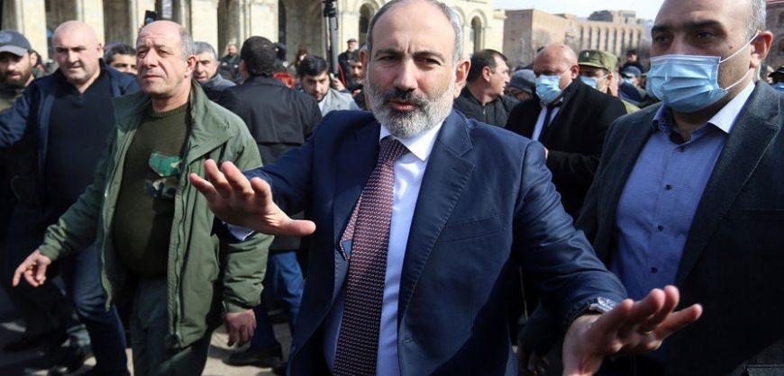 Пашинян отказался провести внеочередные парламентские выборы
