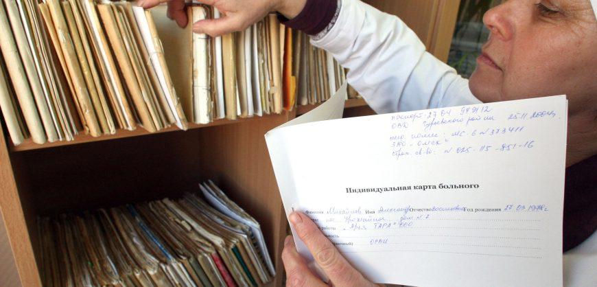 Частным компаниям хотят предоставить доступ к обезличенным медицинским данным россиян