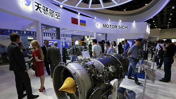 Украина арестовала имущество и акции завода «Мотор Сич», на 75% принадлежащего китайцам