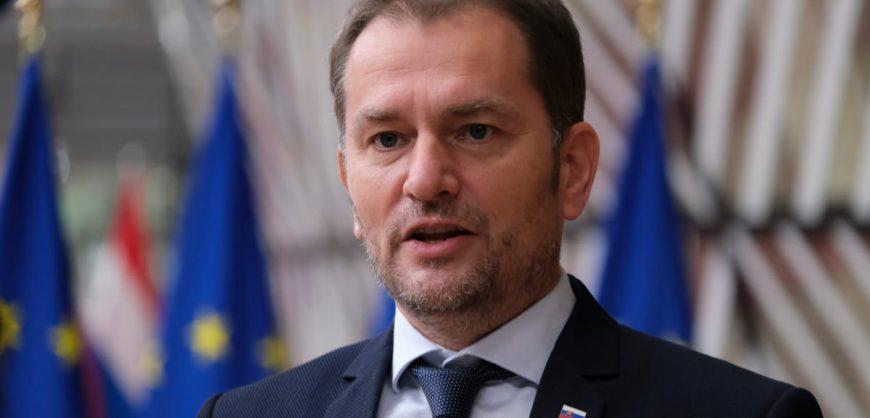 МИД Словакии извинился перед Украиной за шутку премьера об обмене Закарпатья на вакцину «Спутник V»