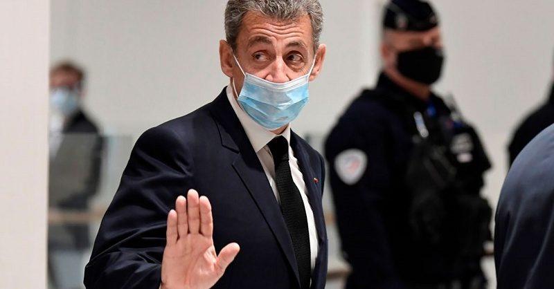 Экс-президент Франции Саркози признан виновным в коррупции и попытке подкупа судьи