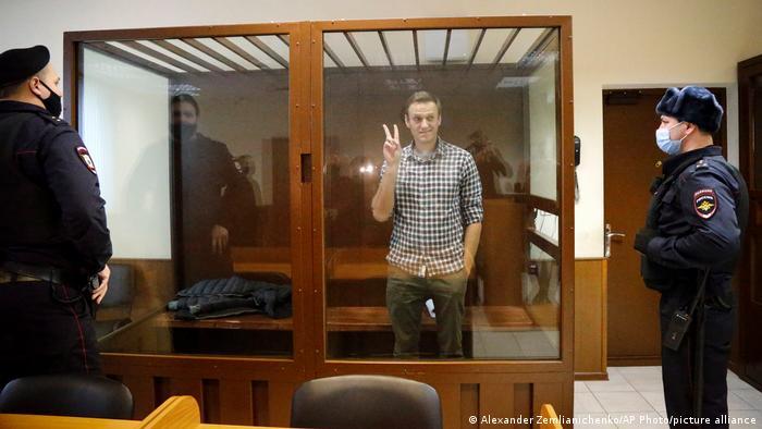 Евросоюз согласовал санкции против россиян, причастных к аресту Навального