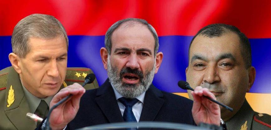 Генштаб ВС Армении вновь потребовал отставки Пашиняна
