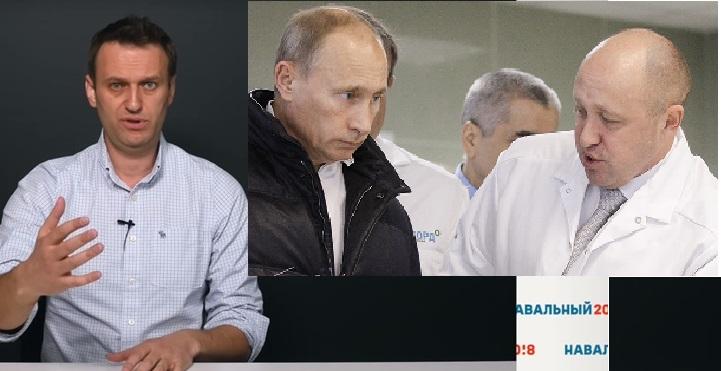 Суд обязал Навального выплатить Пригожину 500 тысяч рублей по иску о защите чести и деловой репутации