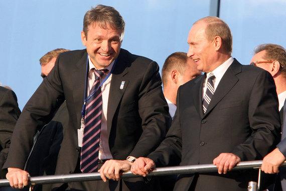 Семья экс-министра сельского хозяйства Ткачева стала крупнейшим землевладельцем России