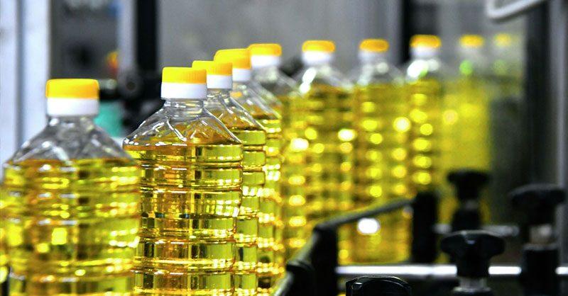 Россия введёт запретительную пошлину на экспорт подсолнечного масла
