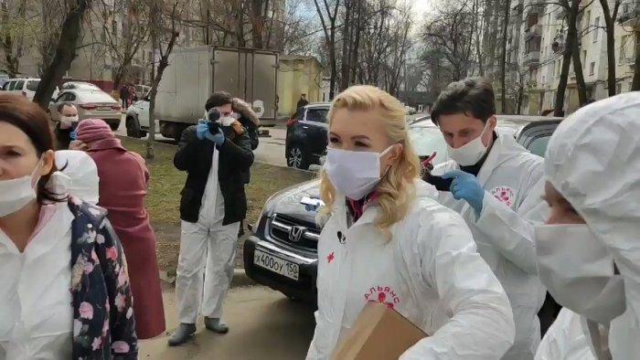 Минюст признал иностранным агентом независимый профсоюз «Альянс врачей»
