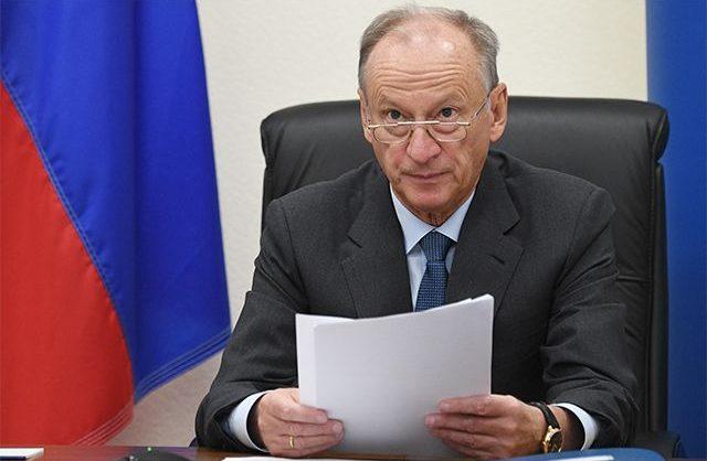 Патрушев: Украина может устроить «провокацию с гибелью своих военных», чтобы вернуть Крым силовым путем