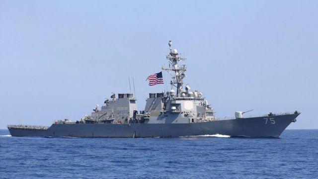 Politico: США решили не отправлять свои корабли в Черное море, чтобы не провоцировать Москву