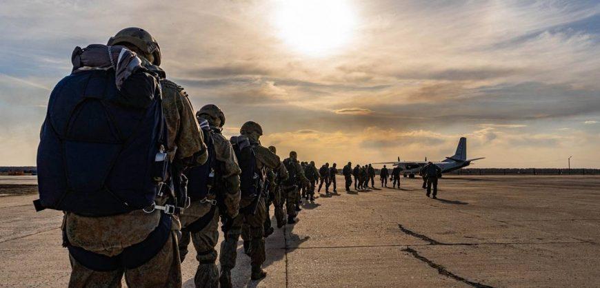 Минобороны: российские военные покидают Крым после учений