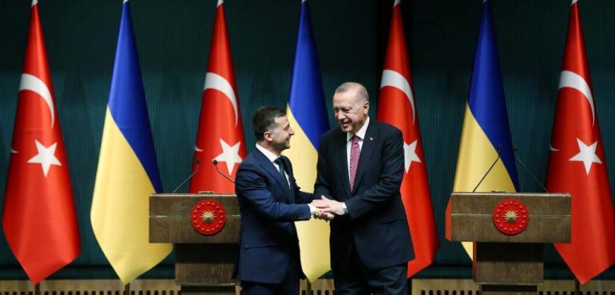 Эрдоган подтвердил, что Турция не намерена признавать «аннексию» Крыма