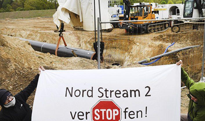 Экс-посол США в Польше призвал уничтожить «Северный поток — 2»