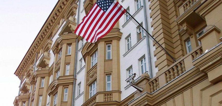 МИД РФ объявил о высылке 10 сотрудников посольства США