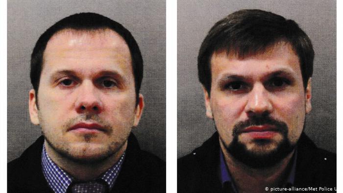 В Чехии объявили в розыск Петрова и Боширова