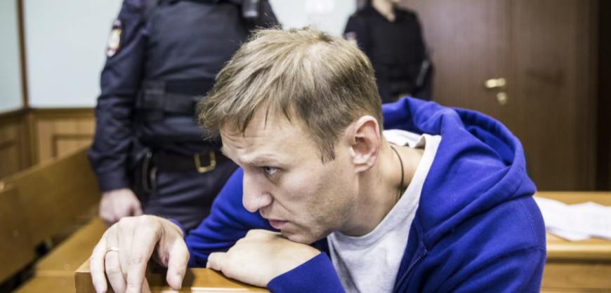 Навального перевели в стационар для осужденных