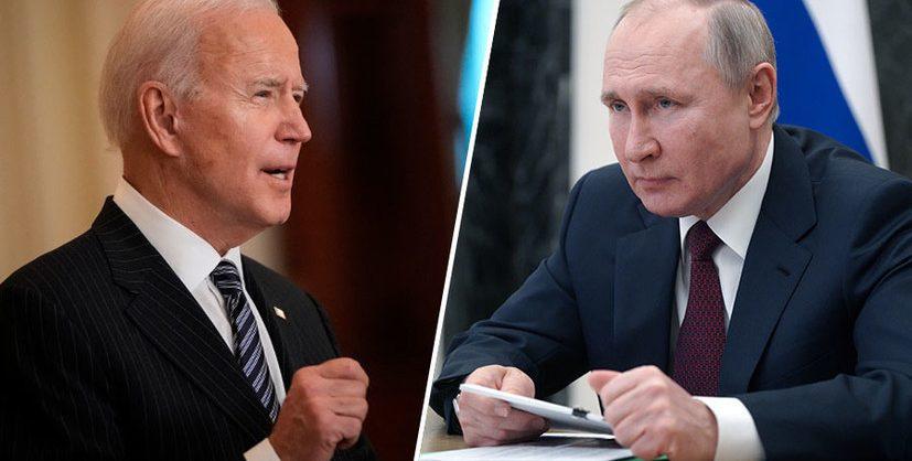 В Кремле заявили о невозможности провести встречу Путина и Байдена в ближайшее время
