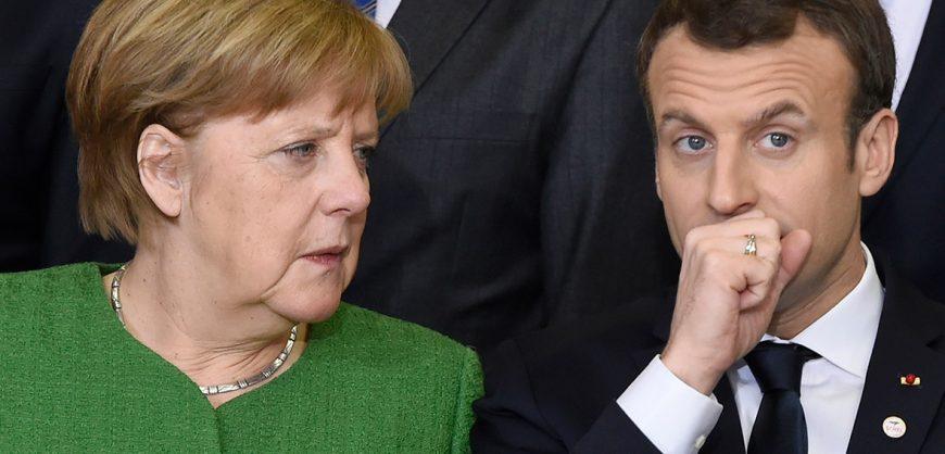 Франция заявила о расхождении позиций с Германией по «Северному потоку-2»