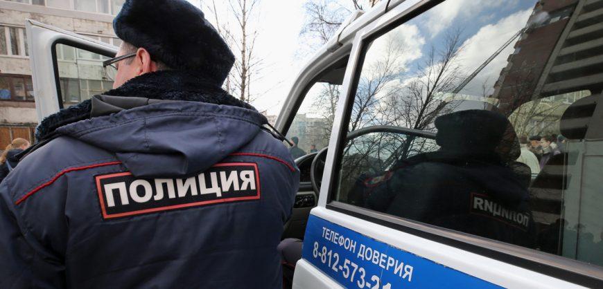 В Петербурге прошли обыски у участников январских акций в поддержку Навального