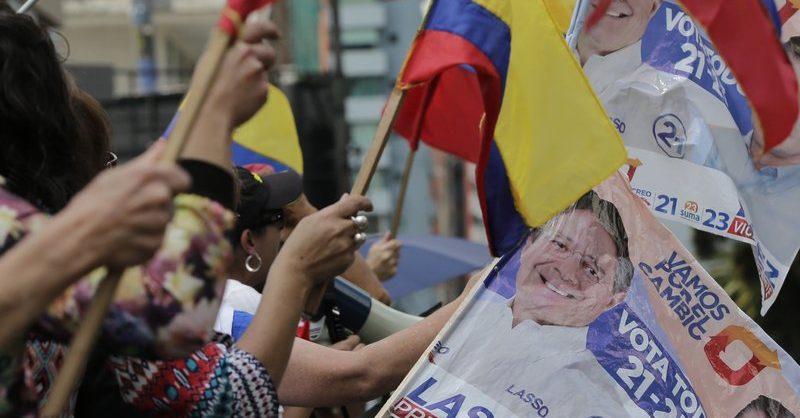 Правая победа в левом Эквадоре