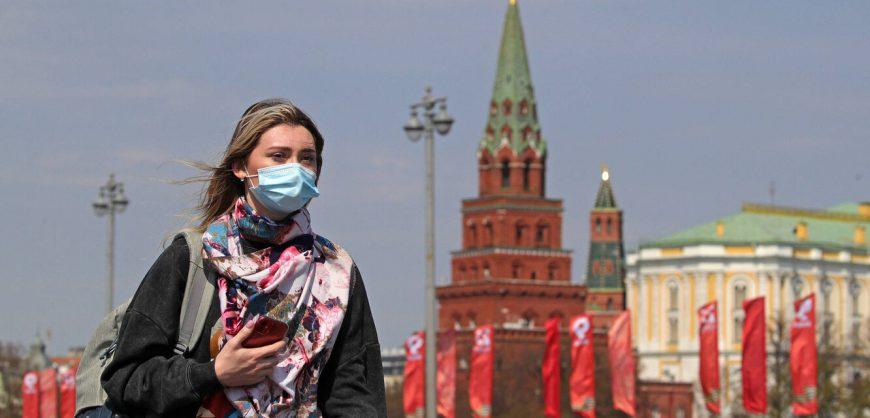 NYT назвала Россию лидером по избыточной смертности от коронавируса