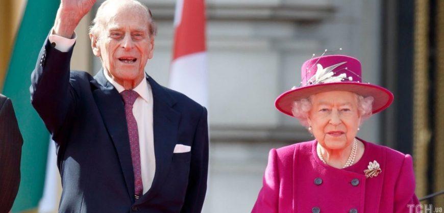 Умер супруг королевы Елизаветы II принц Филипп, герцог Эдинбургский