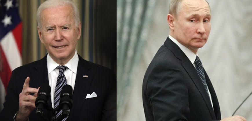 Байден предложил Путину провести двустороннюю встречу