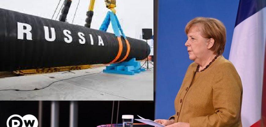 Меркель заявила о решении Германии в пользу «Северного потока-2»
