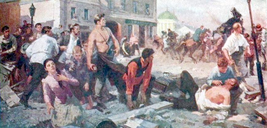 День Петербурга. 27 апреля