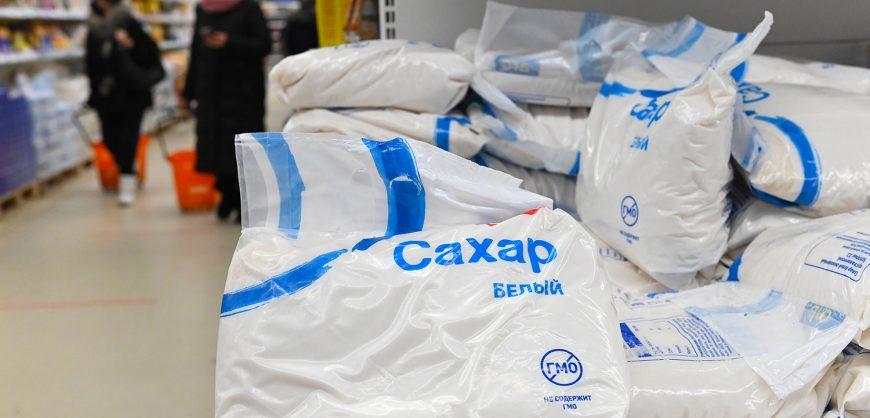 «Известия»: производители уже неделю не поставляли сахар в магазины по фиксированной цене, ожидая субсидий