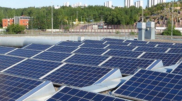 Финляндия переходит к возобновляемой энергетике и сокращает закупки российской нефти