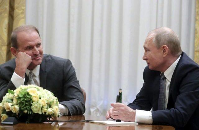 На Украине не исключили возможность обмена Медведчука на осужденных в России украинцев