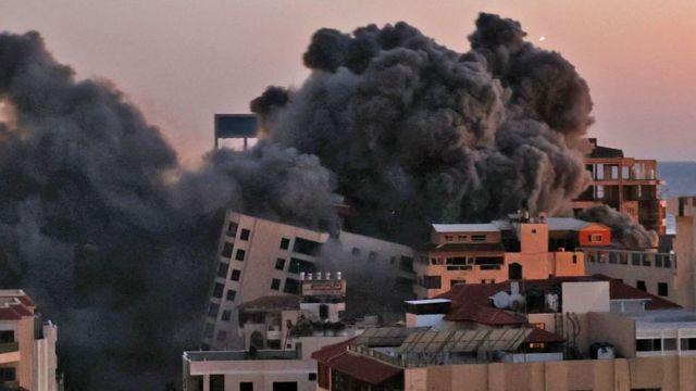 По Израилю из сектора Газа с начала конфликта выпущено более тысячи ракет и снарядов