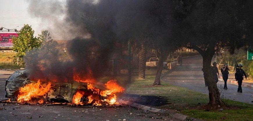 Мэр израильского Лода заявил о полной потере контроля над городом и призвал ввести войска