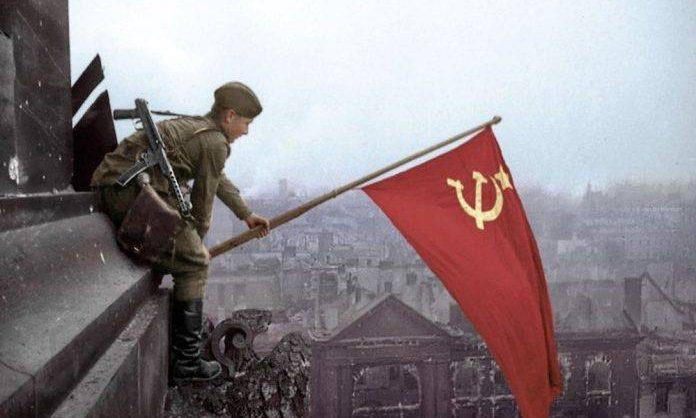 В России законодательно запретят уравнивать роли СССР и нацистской Германии во Второй мировой войне