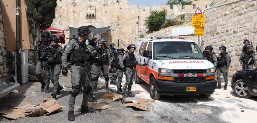 Нетаньяху заявил об искажении мировыми СМИ происходящего в Восточном Иерусалиме