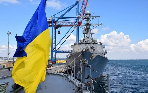 Украина обвинила Россию в «ползучей аннексии» Азовского моря